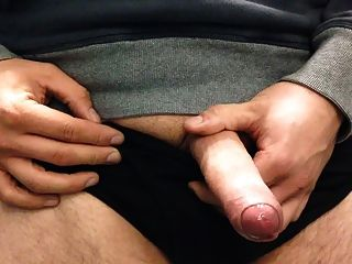 Mounted frontal dildo humping 6
