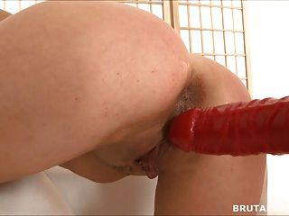 brutal dildo lesbian hd porn