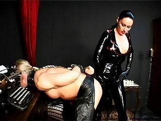 Latex domina tube