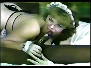 Vintage Maid Sucking