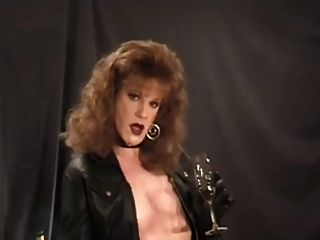 Hot Smoking Ts Leather Lust (long)