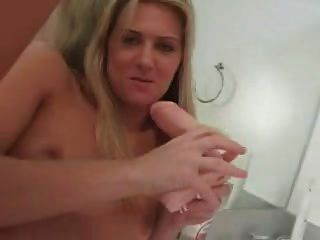 Ashley Long - Anal Dildo