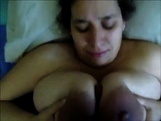 French mature recieves anal