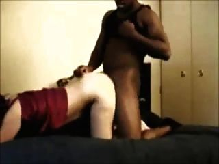 Hot Cheating Wife Hooks Up With Black Stud