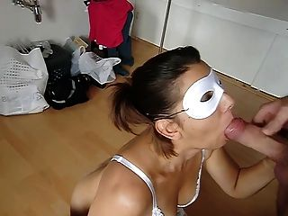 Wife fucks stranger bareback