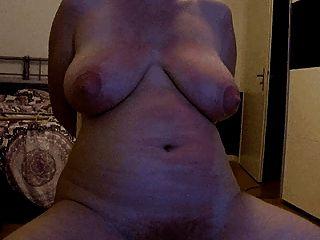 Chubby Redhead Video7 After Torture, Hitachi Orgasm Reward