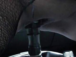 Extreme Bbw  Fucks Her Car Gear Shift(ctrent) :3