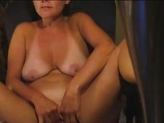 44 Years Housewife Masturbates At Home