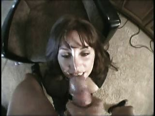 Great Facial On Not My Sister In Law. Amateur Home Made