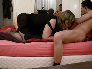 Slut Cd Getting Fucked Bareback By A Young Arabe