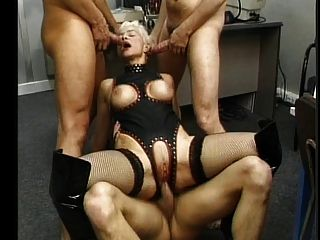 Anal Punishment For A French Mature Part 2