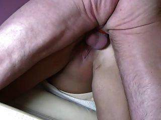 Cum-dripping Pussy During Fucking