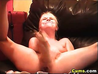 Massive Dildo Awesome Squirting Hd