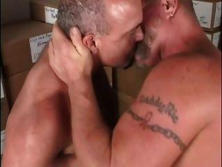 Hard Working Hairy Dads