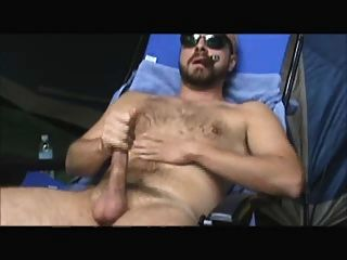 I Spy On My Step-dad Enjoying His Cock And A Cigar