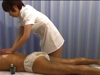 Asian massage mom