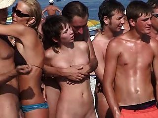 russian blowjobs Young nudists