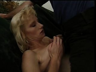 Saggy Titted Milf Gets Fucked And A Massive Cumshot
