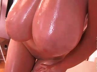 Busty Merilyn Sakova (anya Zenkova) Oiled Herself (part I).