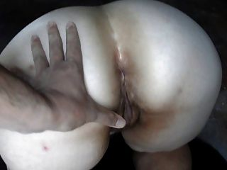 Big White Booty Girlfriend. Leave Nasty Comment!
