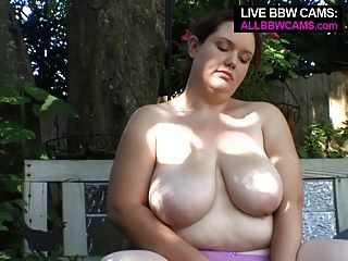 Exotic bbw twilight starr takes on huge white cock - 2 part 1