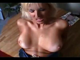 Blonde Mature Homemade Creampie On The Dining Table