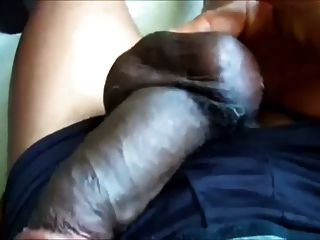 Super Big Black Cut Cock