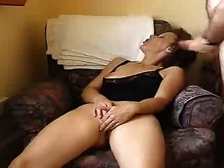 Husband And Wife Masturbate In Front Cam