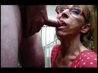 59yr old granny giving head 7
