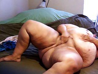 Ssbbw Short Masturbation Clip