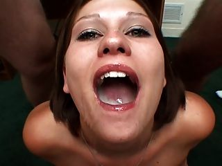 Astrid Swallows 7 Loads Of Cum