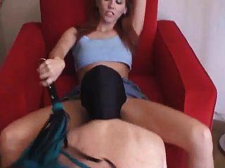 Cum Making her