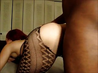 Pawg In Anal Fun With Big Black Cock - Negrofloripa