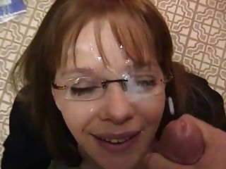 Amatuer Milf Facial Cumpilation