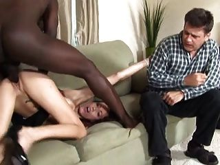 Wife takes bbc wile i am at work - 1 part 8