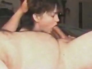 Short Haired Thin Milf Bj And Cumshot