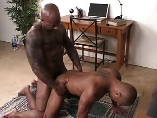 Straight Black Men Fucking - Bareback