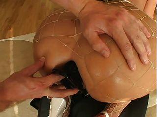 Voyeur undressing at the spa