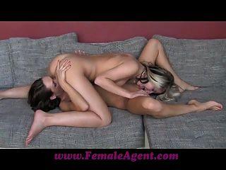 Femaleagent 69 Is Devine