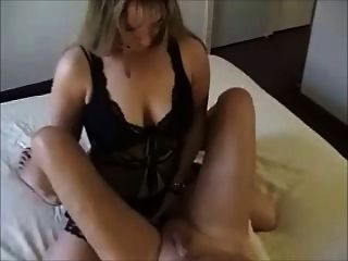 Mistress With Strap-on