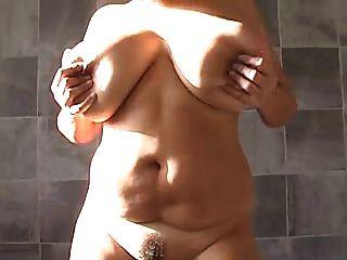 Cute British Bbw Huge Boobs