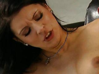Doble Penetracion Vaginal A Putita De Rojo By Turyboy