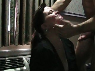 Daddy Gets Rough With My Slut Throat