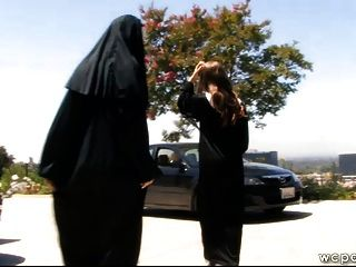 Dirty Anal Big Booty Nuns