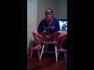 Live video grandpa fucks twins