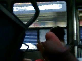 Mostrando La Polla En El Bus