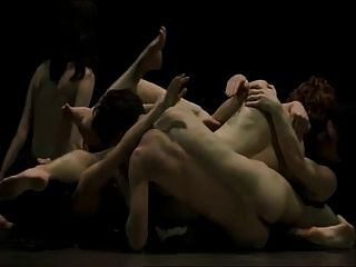 Erotic Dance Performance 2 - Magma Of Nudes