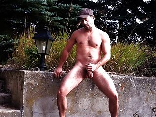 A Wank In The Park