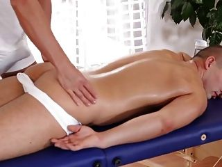 Nude m2m massage