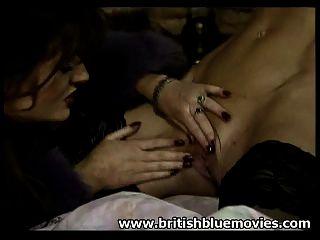 British Retro Fisting - Hayley Russell